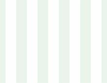 Mint White Stripes